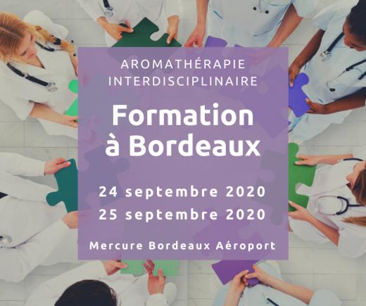 Formation en aromathérapie à Bordeaux 1
