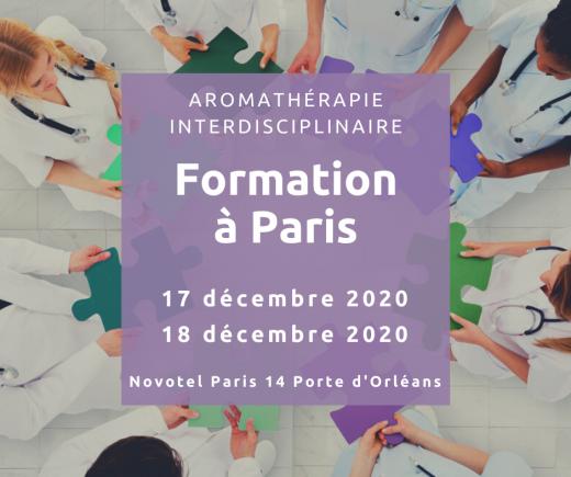 Formation en aromathérapie à Paris